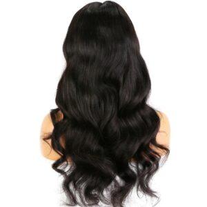 loose wave lace wig, human hair wig
