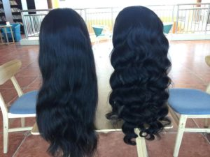 full lace wig human hair wig