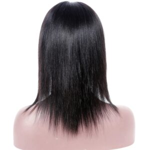 lace front wig light yaki