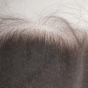 transparent lace HD frontal