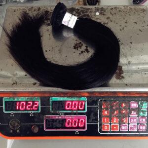 human hair bundle 100 grams