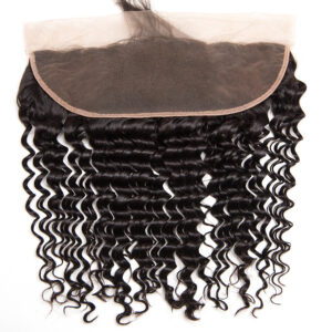 lace frontal deep wave