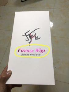 HD frontal wig packaging