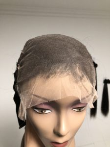 Lace front wig HD lace, 13*6