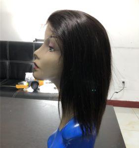 closure wig human hair