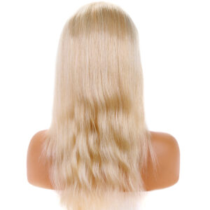 blonde 360 lace wig