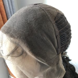frontal lace wig