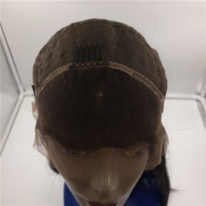 human hair frontal lace wig