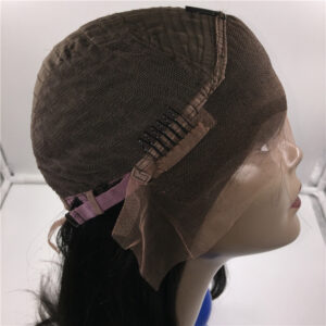 frontal lace wig human hair