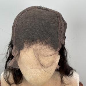 HD lace closure wig