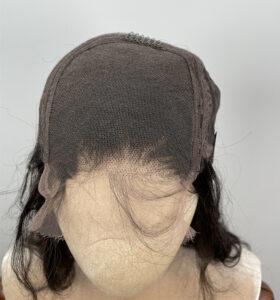 HD closure wig