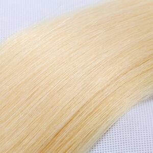 Blonde Russian hair