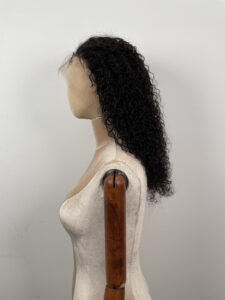 HD frontal lace wig curly wigs