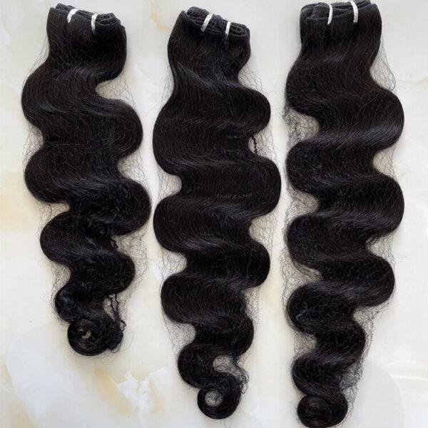 raw Indian hair bundles