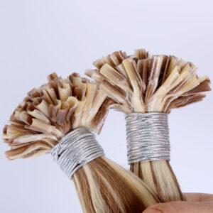 keratin hair extensions U tip