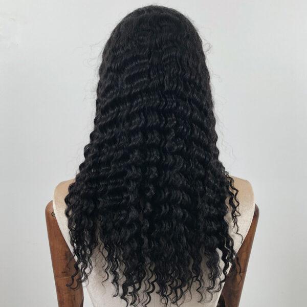 360 lace wig human hair