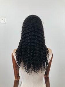 human hair 360 wig