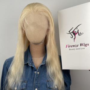 blonde lace front wigs human hair
