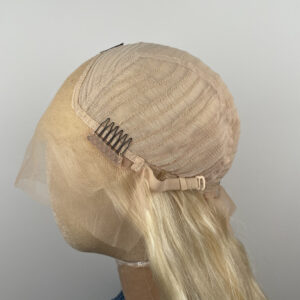 613 blonde lace front wig