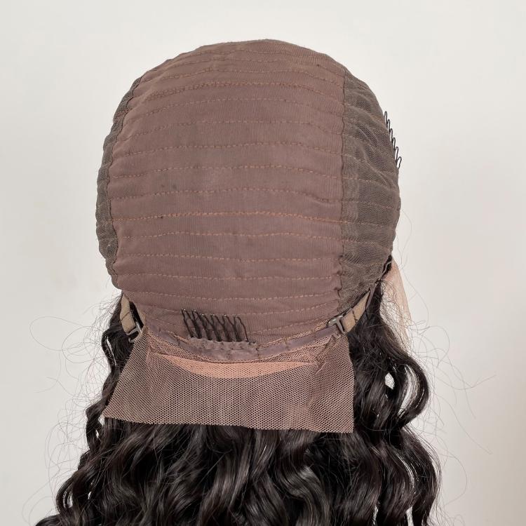 HD frontal wig human hair
