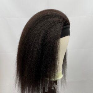 headband wig human hair