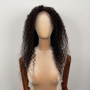 lace front curly wigs