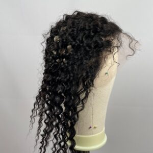 HD lace frontal deep wave