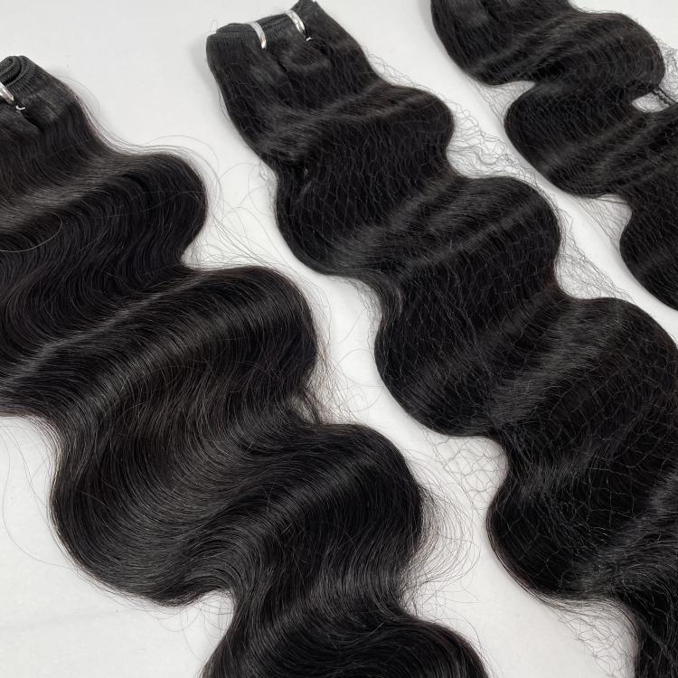 Indian hair bundles 4 oz