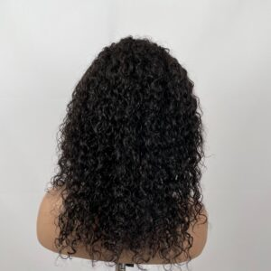 lace front wig wet wavy