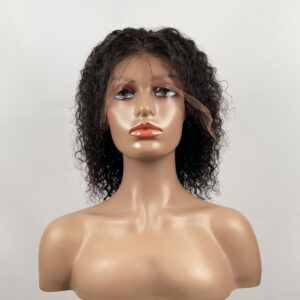 lace front wig water wave