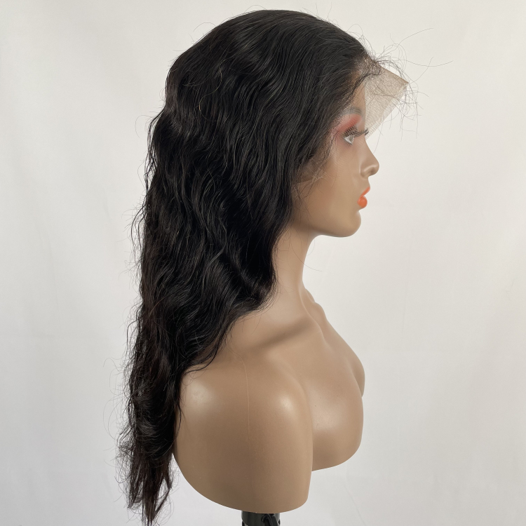 360 lace wig human hair wig