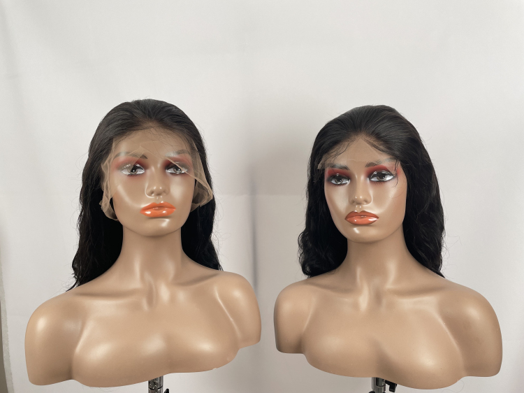 HD closure wig and 360 lace wig