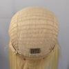 lace front wig T part