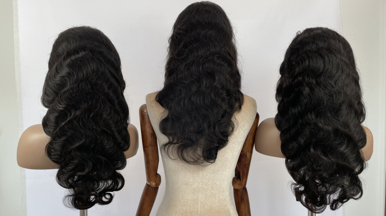 custom lace frontal wig
