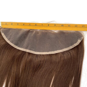 Brown Indian Hair Lace Frontal