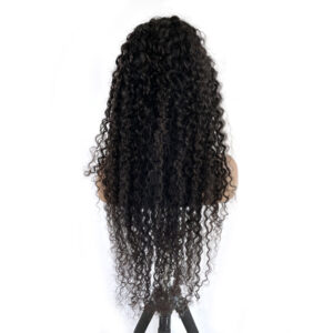 Curly 13*4 Lace Frontal Wig