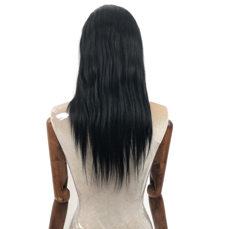 Lace front wig Indian hair