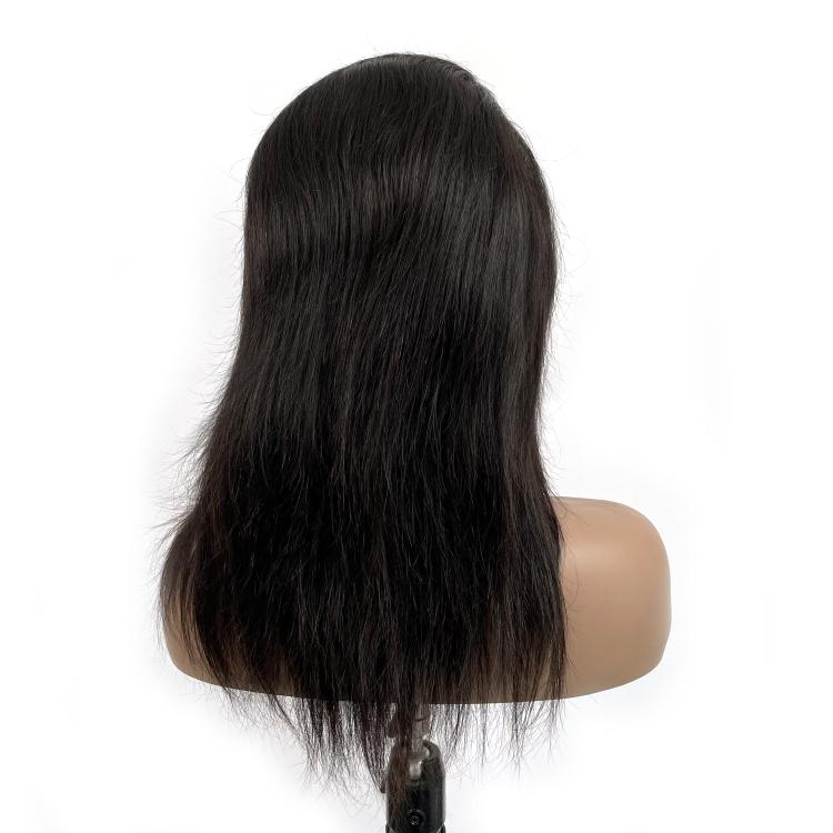 13*4 transparent lace front wig
