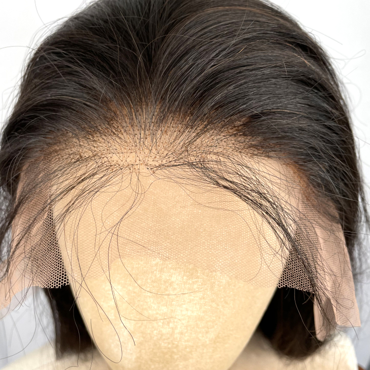 13*6 lace front wig natural hairline