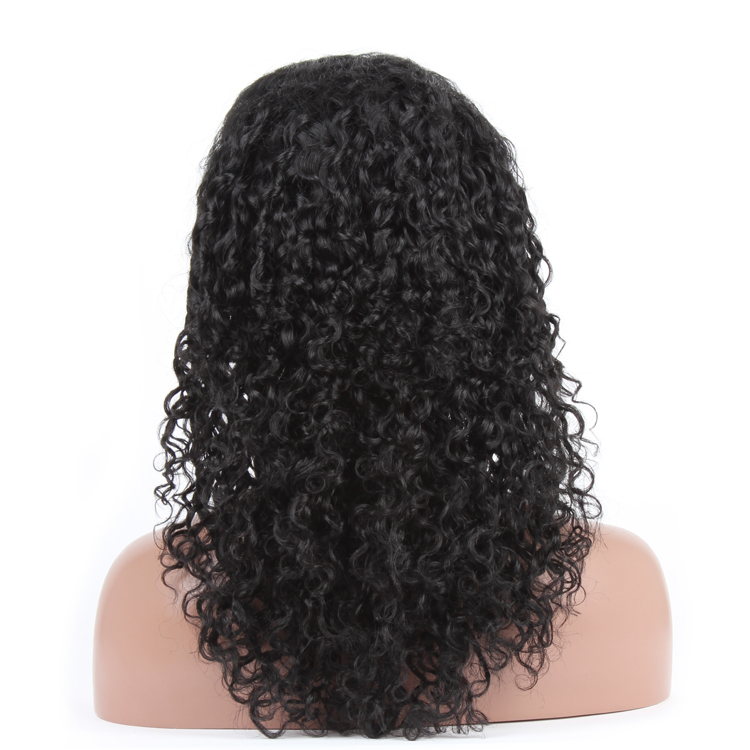 Curl Lace Front Wig