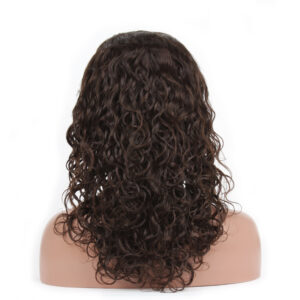 Raw Hair Lace Front Wig